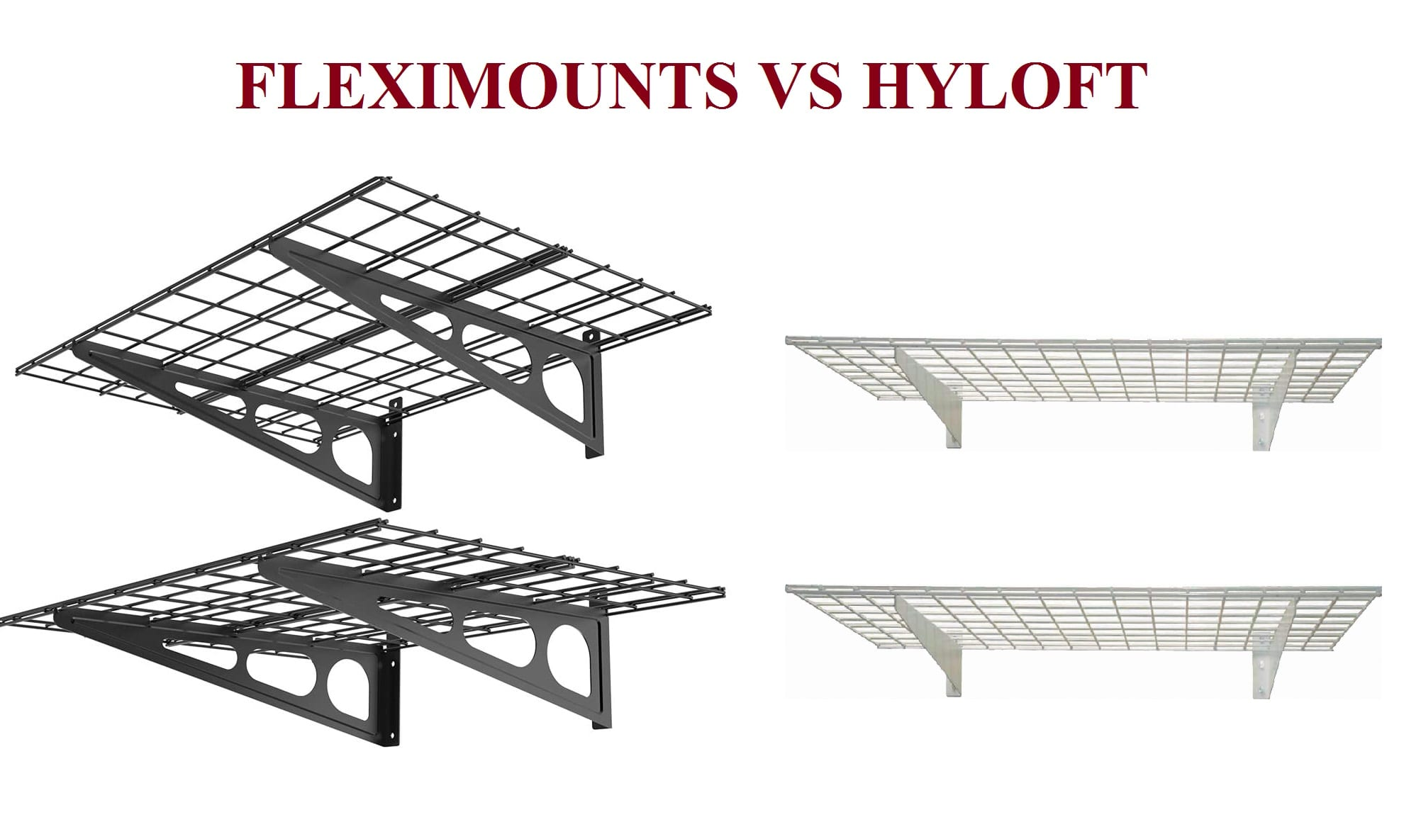 fleximounts vs hyloft