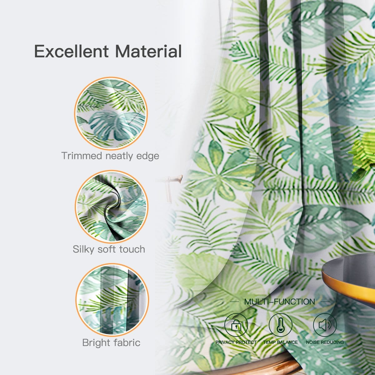 What fabric to use for outdoor curtains
