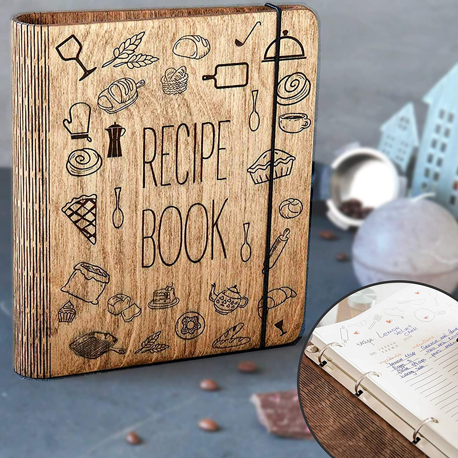 Best Enjoy The Wood recipe book 2021