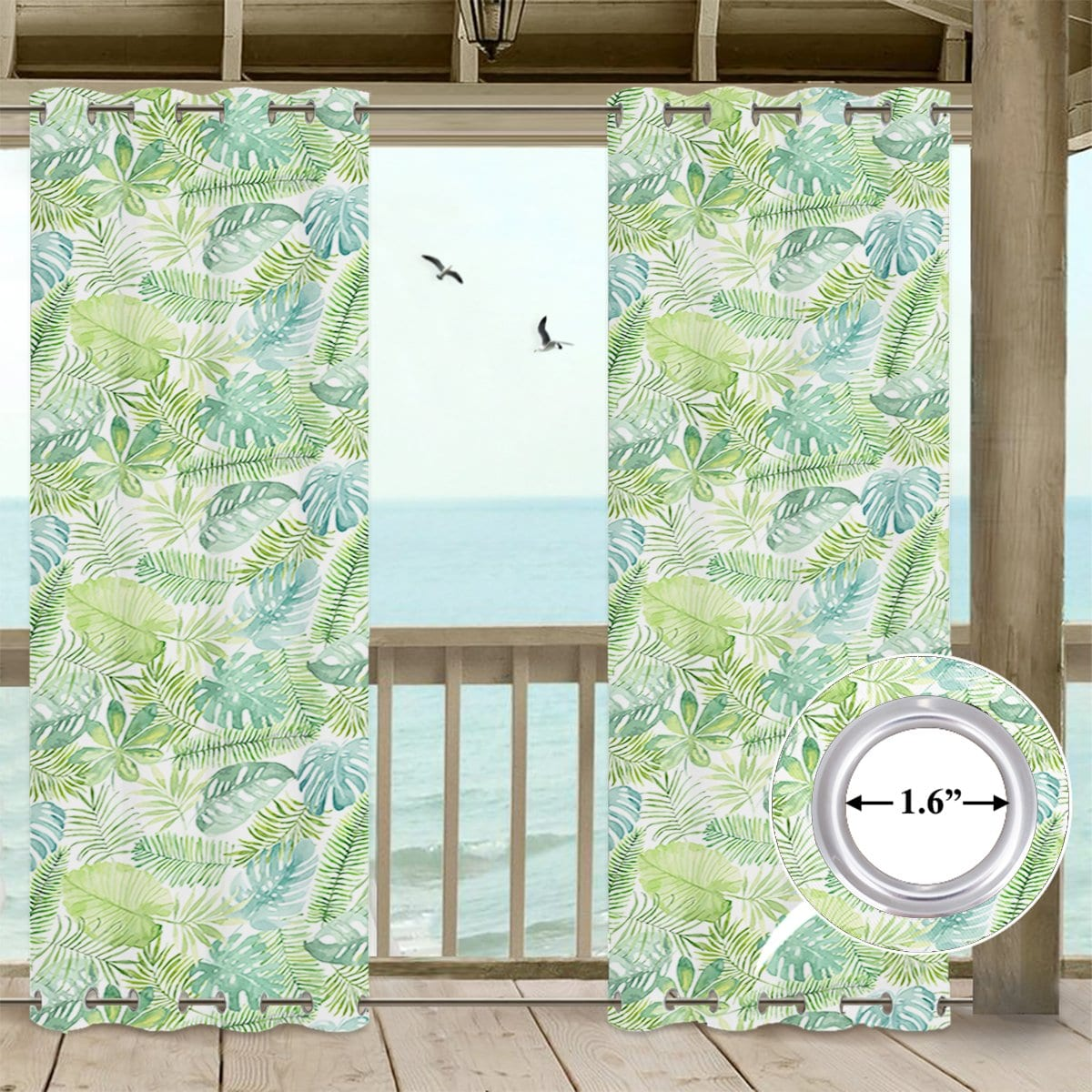 Top 3 best-selling Snow City Shop curtains