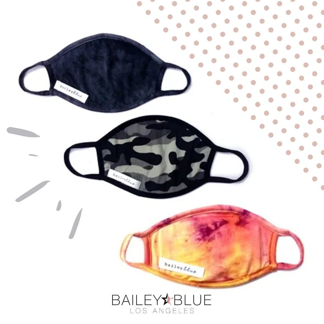 Bailey Blue clothing masks reviews – Top 3 adult masks 2021