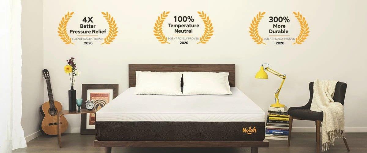 Nolah vs Bear mattress