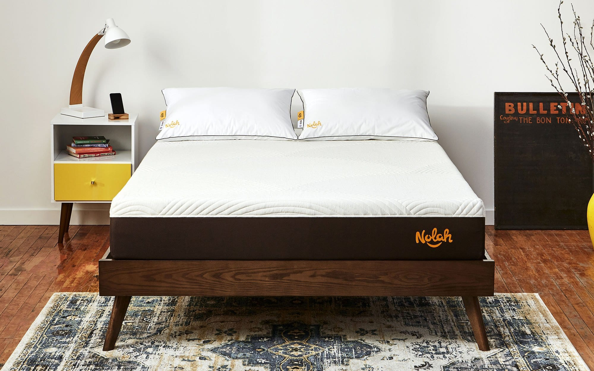 Nolah mattress vs Purple