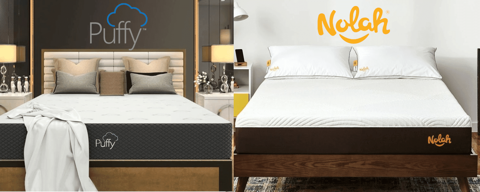 Nolah mattress vs Puffy