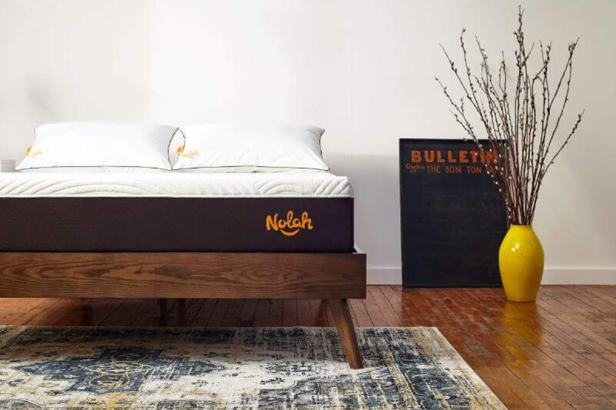 Nolah king mattress