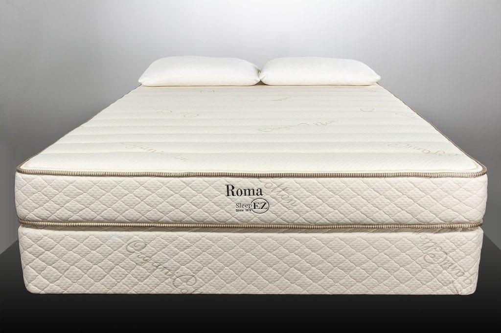 Sleep Ez natural latex mattress reviews