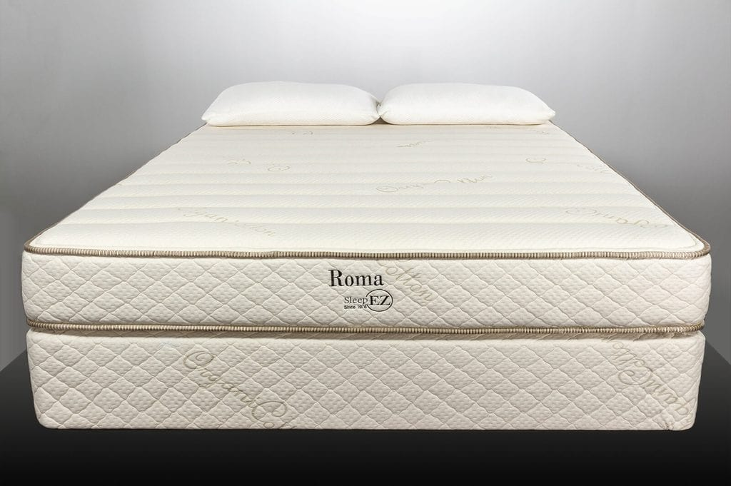 Sleep Ez vs Arizona premium mattress comparison
