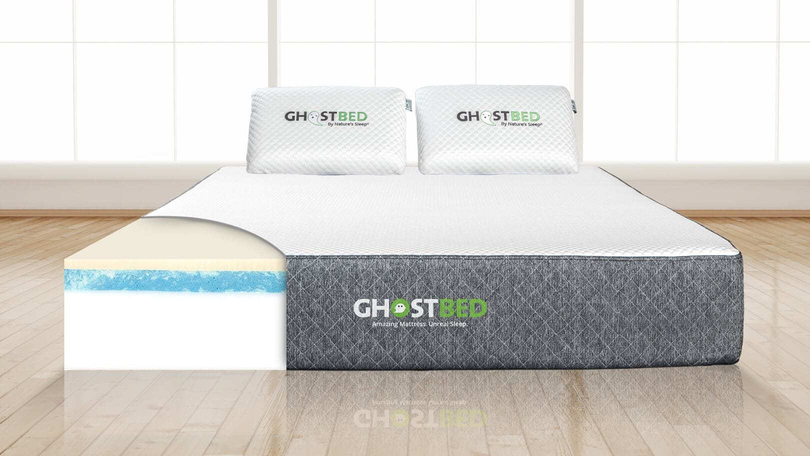Nolah vs Ghostbed - Which is for you?