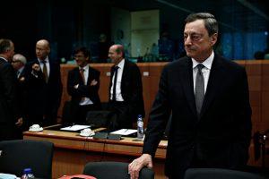 Mario Draghi marchés