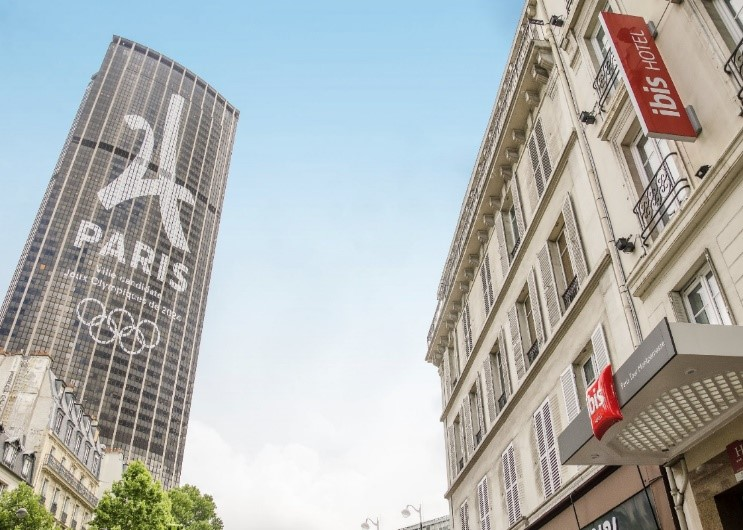 Ibis Tour Montparnasse