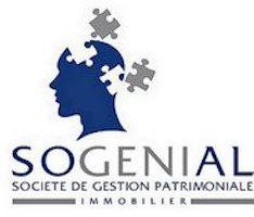 sogenial immobilier