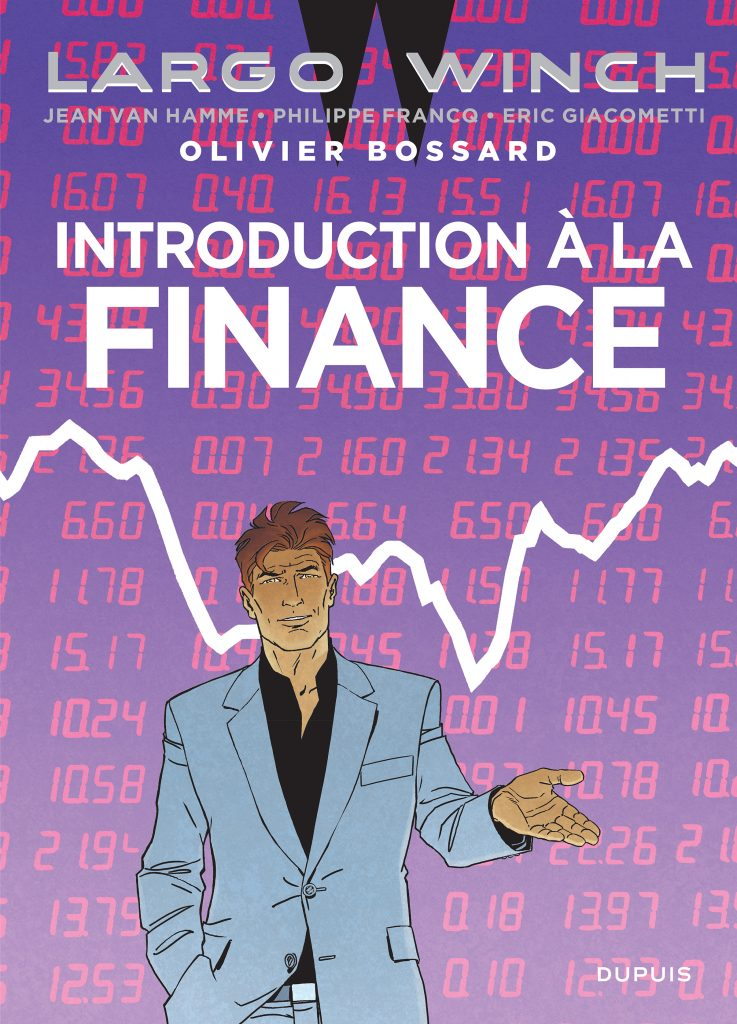 Largo Winch, prof de finance
