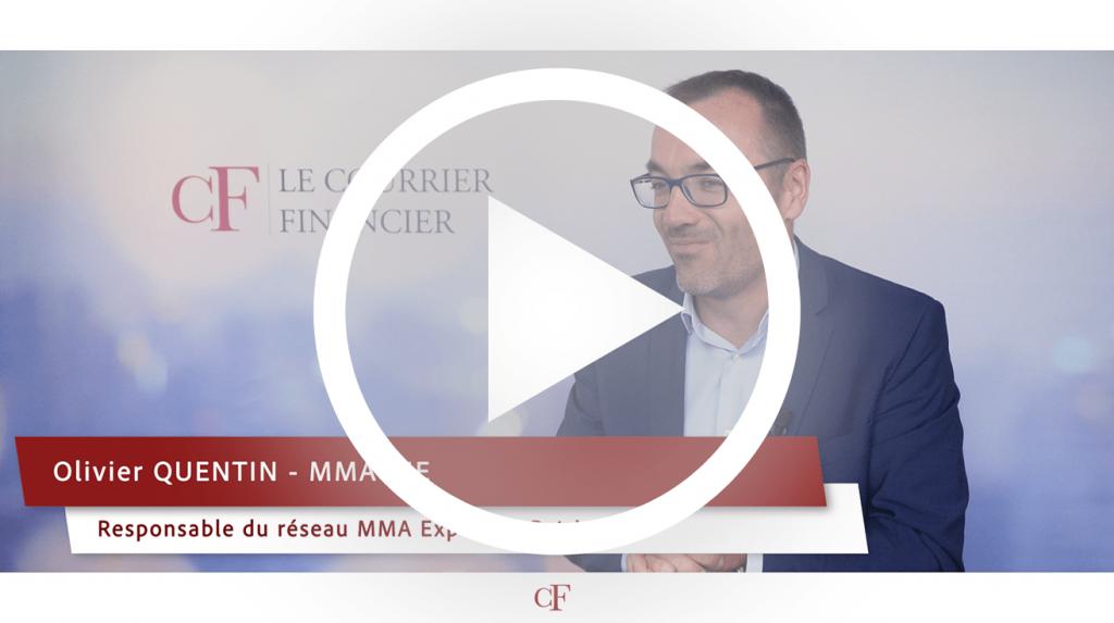 Olivier Quentin - MMA Expertise Patrimoine : ISR et transition énergétique, cinq nouveaux fonds