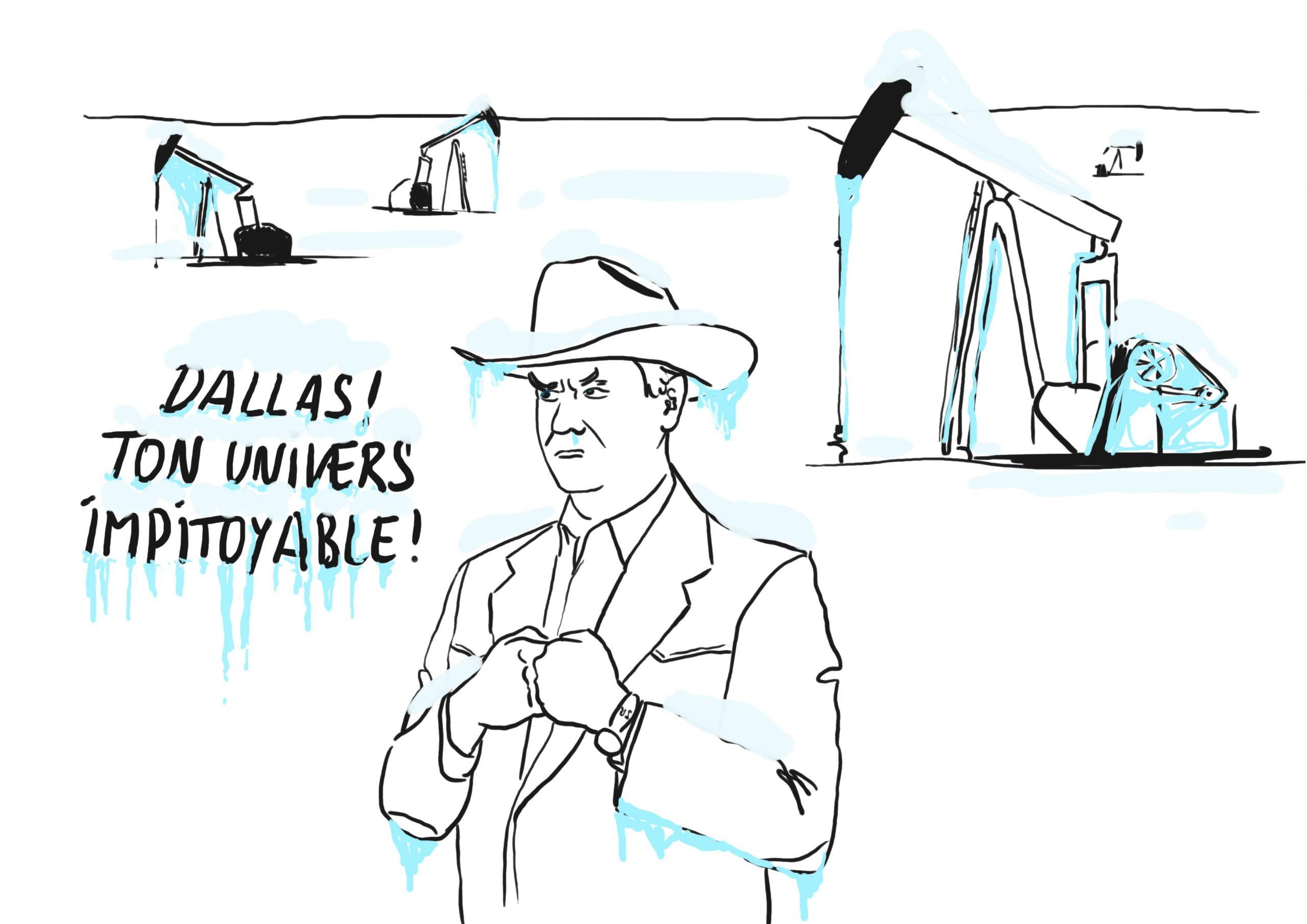 Pétrole : la vague de froid au Texas gèle les puits, pas le prix du baril