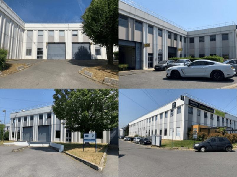 Osny : Serris REIM acquiert un ensemble de lots auprès d'Arc Eiffel Investissement