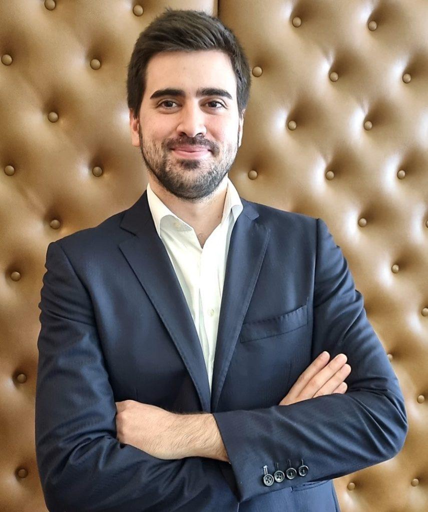 Nomination Florian Civit, Gérant de fonds immobilier Junior