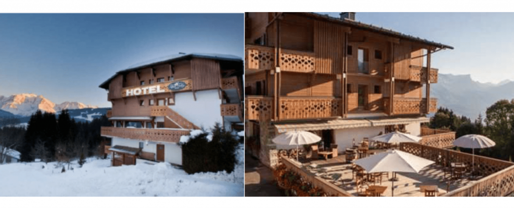 Combloux : Sogenial Immobilier acquiert un hôtel trois étoiles