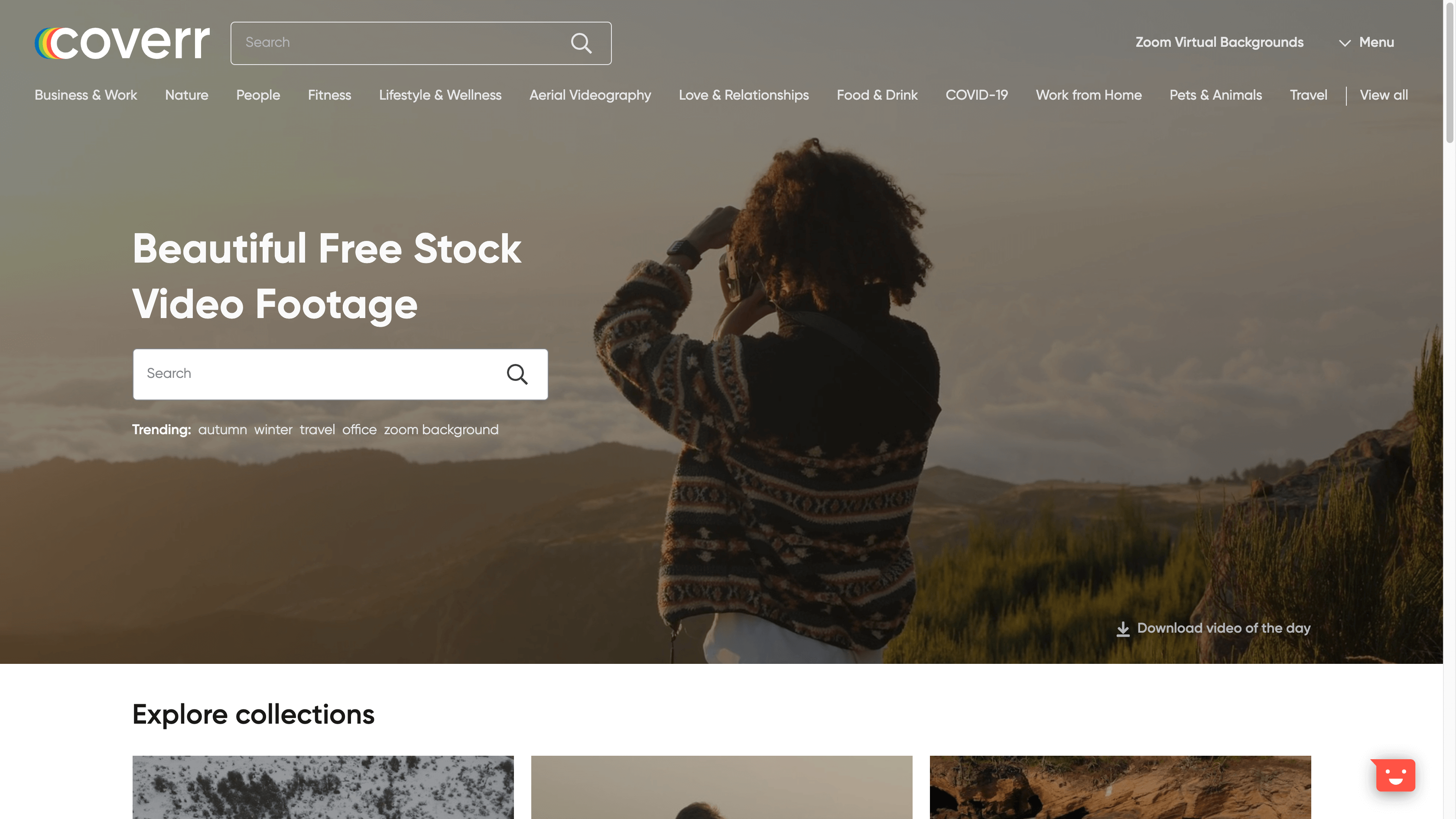 Beautiful Free Stock Video Footage For Your Homepage