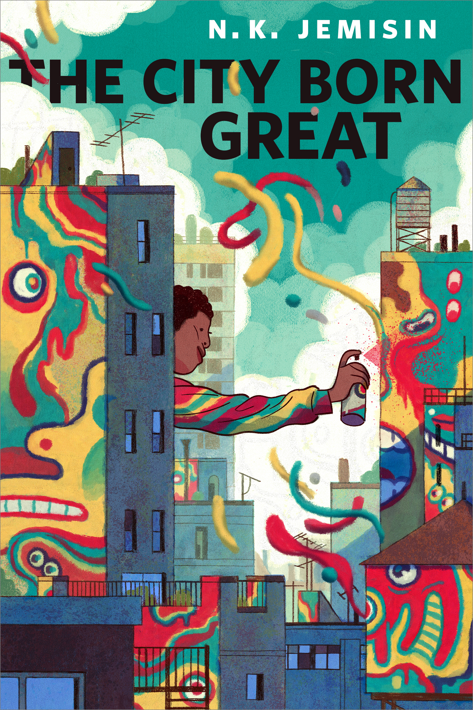 The City Born Great Cover