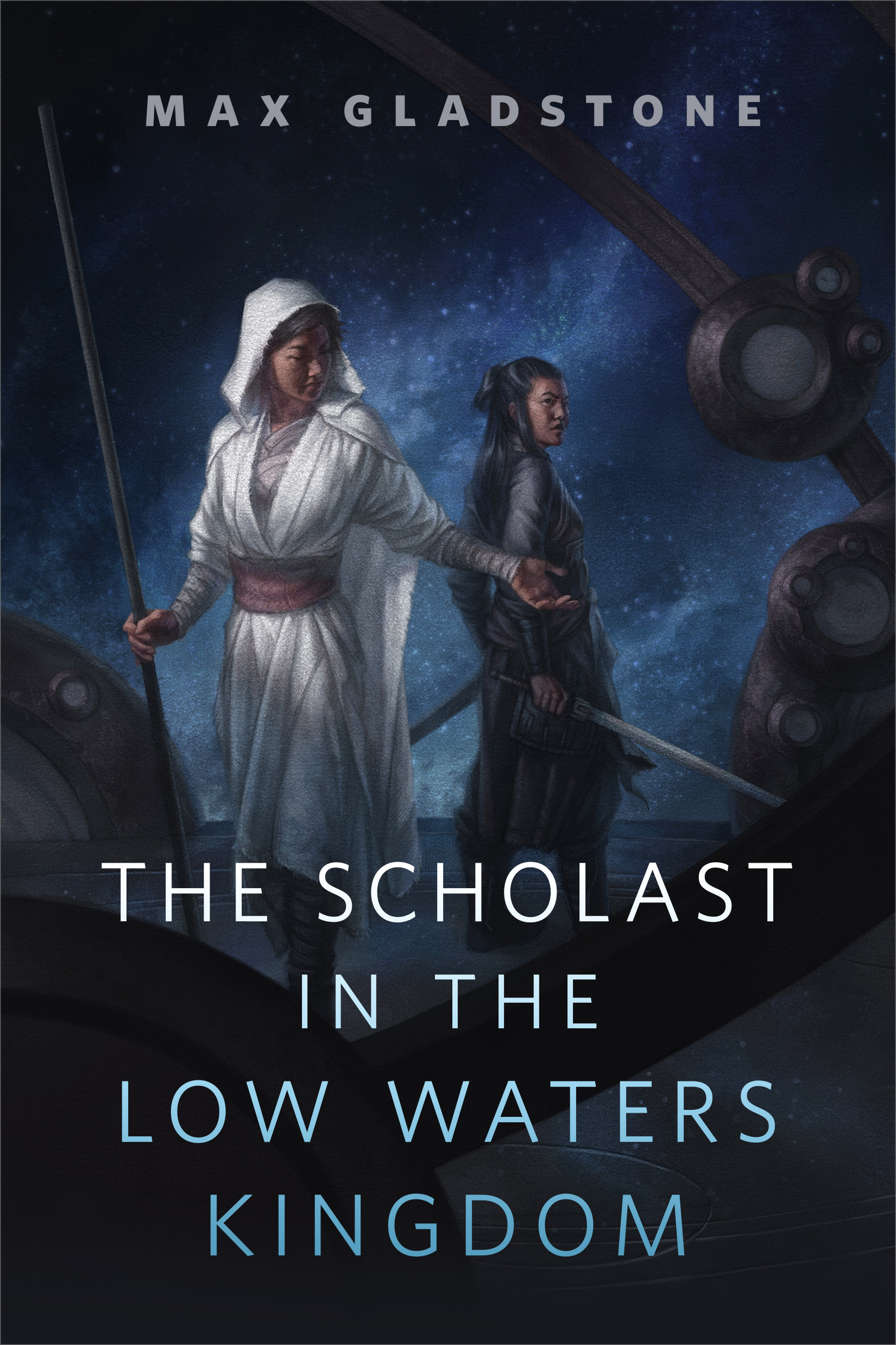 The Scholast in the Low Waters Kingdom Cover
