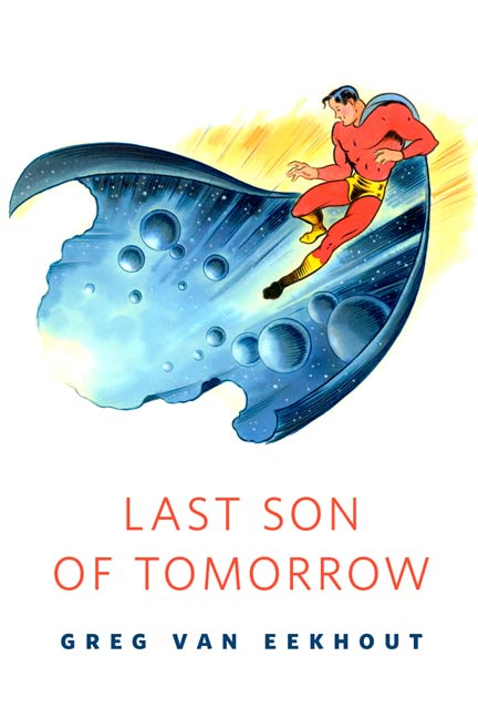 Last Son of Tomorrow Cover