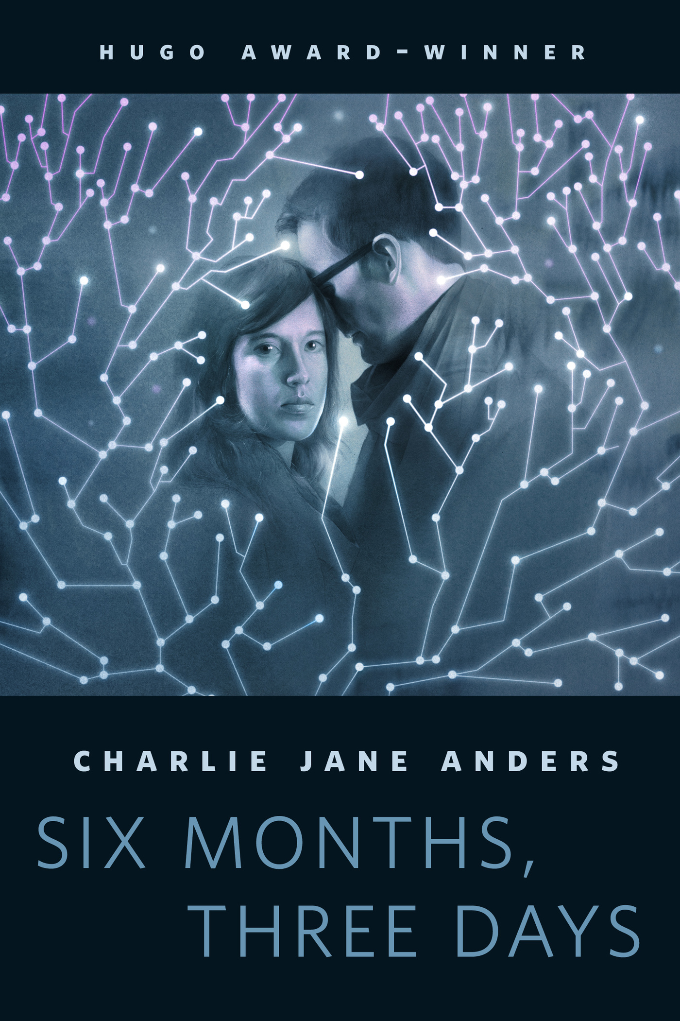 Six Months, Three Days Cover