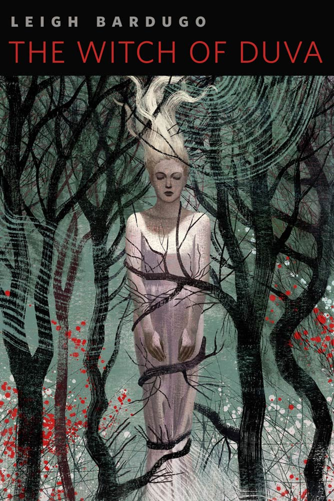 The Witch of Duva Cover