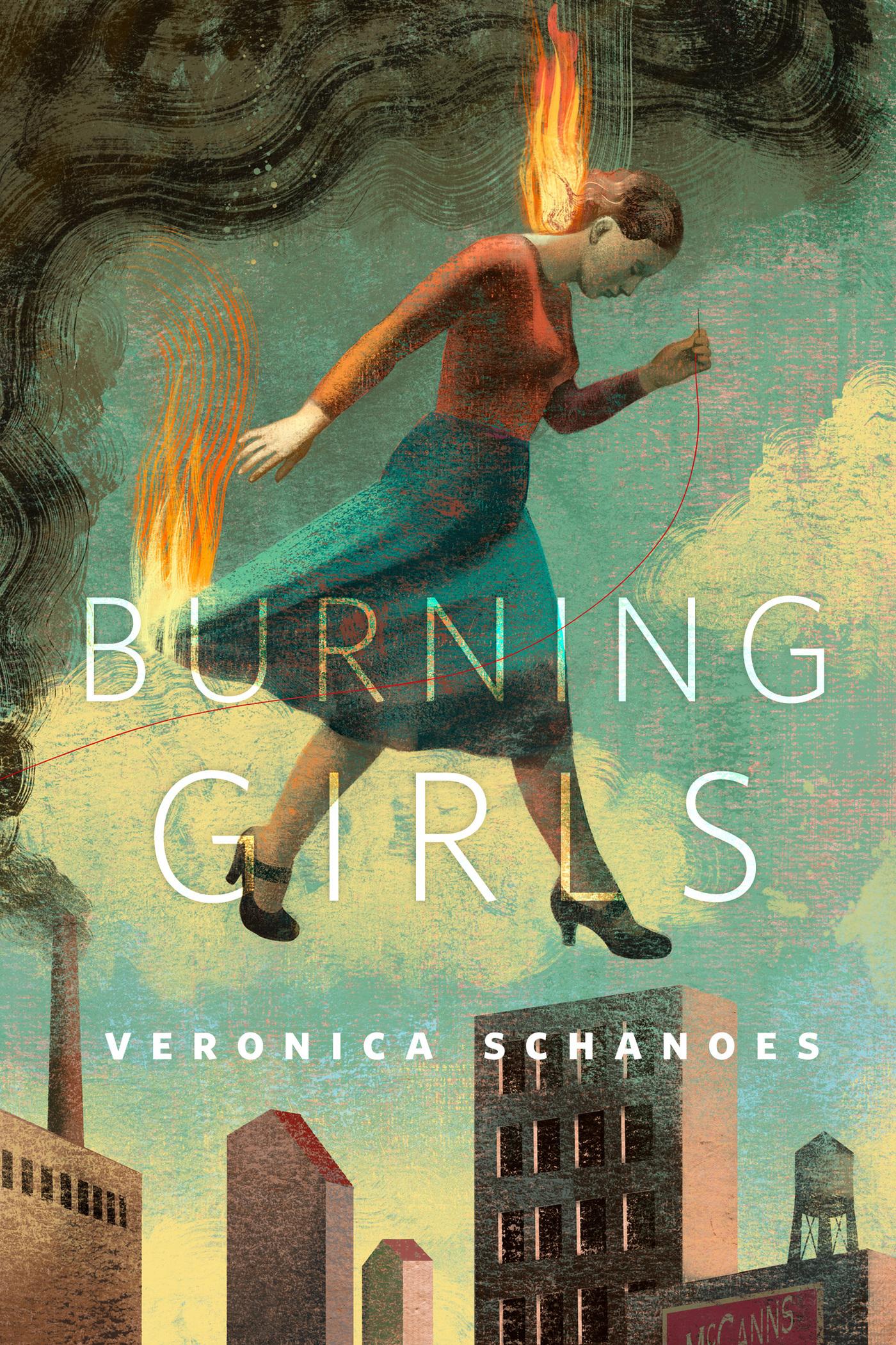 Burning Girls Cover
