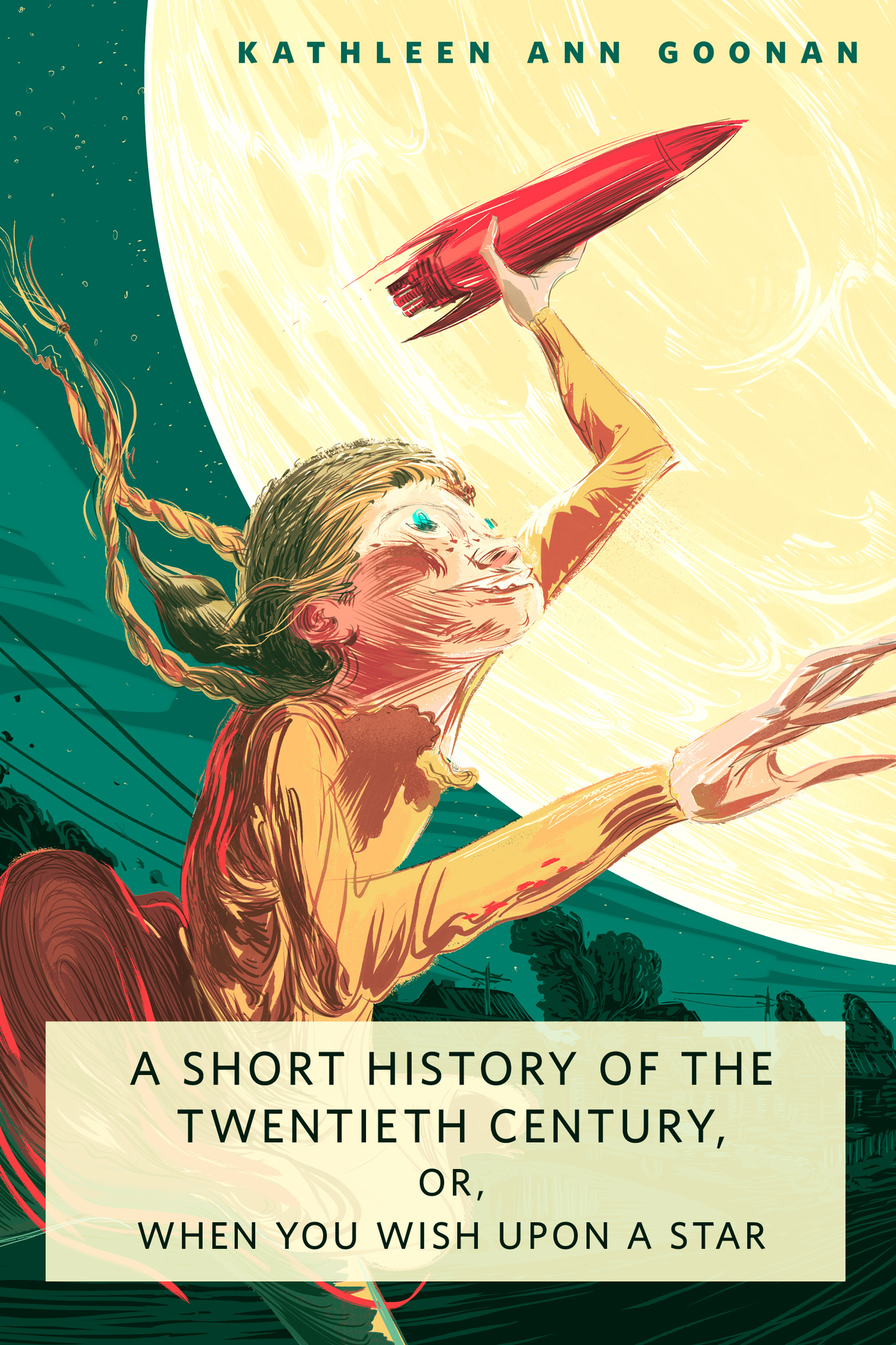 A Short History of the Twentieth Century, or, When You Wish Upon a Star Cover
