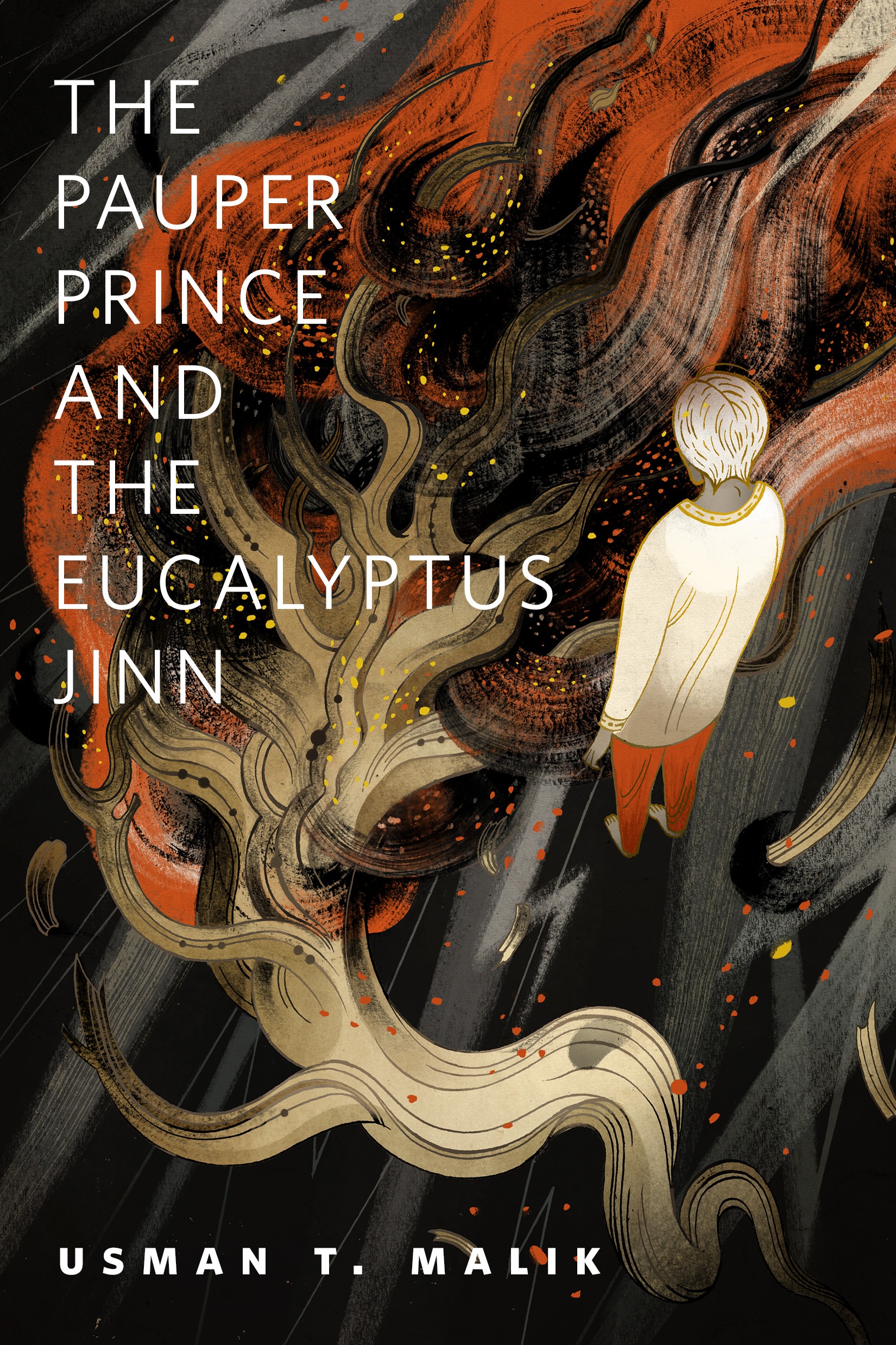 The Pauper Prince and the Eucalyptus Jinn Cover