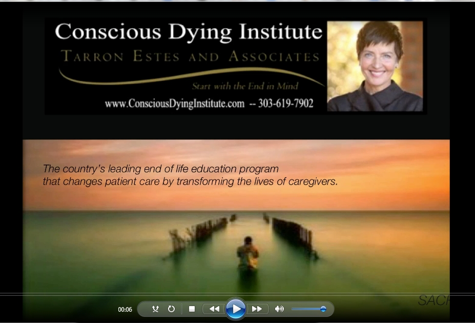 Conscious Dying Institute Cps