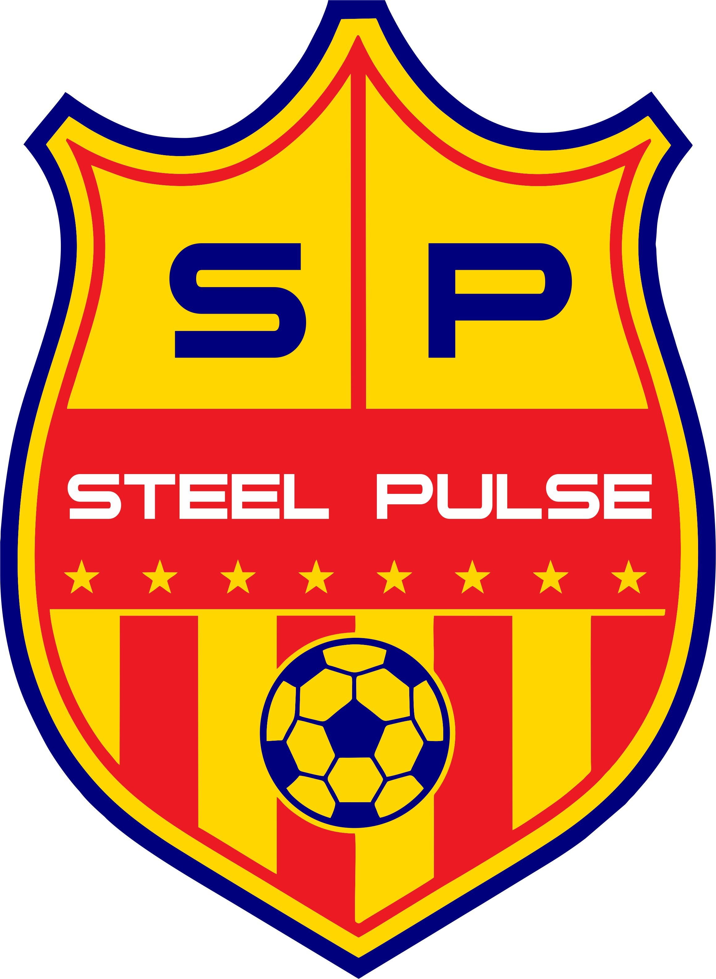 Steel Pulse FC Men's 1st Team