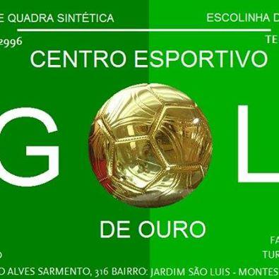 GOL DE OURO