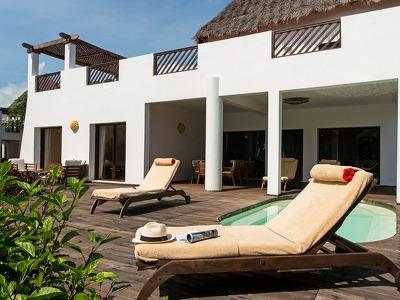 3 Bedroom Garden View Villa