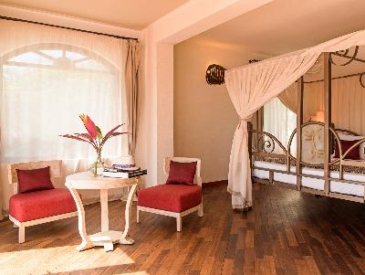 3 Bedroom Ocean View suite