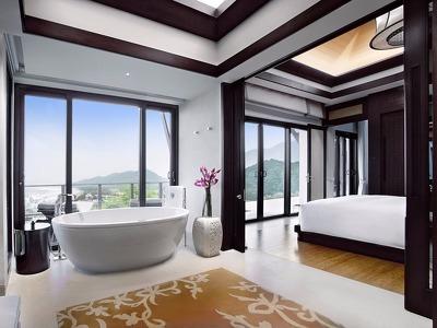 2 Room Seaview Hill Pool Villa