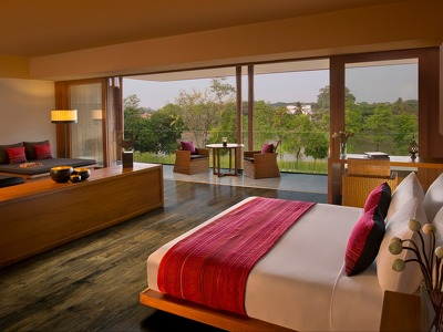 Kasara Suite River View  + Chic Treats in Overview