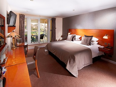 Superior Double or Twin Ensuite Room