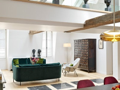 Historical Penthouse
