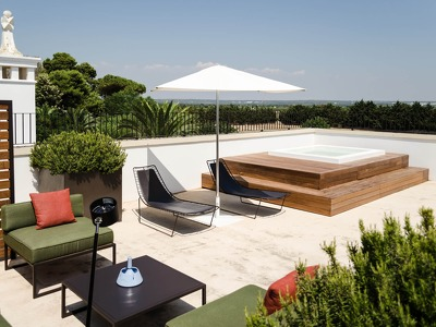 Terrace Room  + Chic Treats in Overview