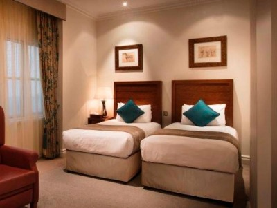 TWIN Standard Room 2 Single Beds