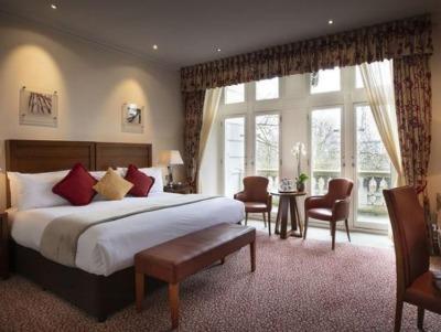 DOUBLE Deluxe Garden View Room 1 King Bed