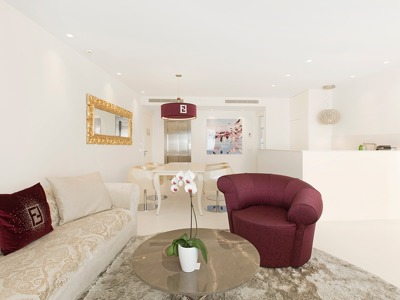 Fendi Penthouse Suite