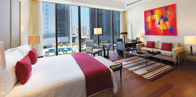Luxury Pool View Room King
