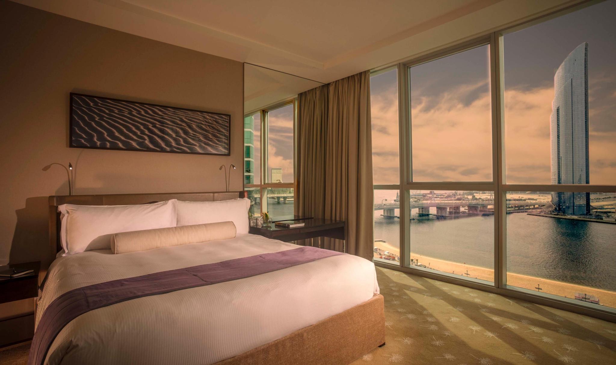 TWO BEDROOM SUITE CREEK VIEW