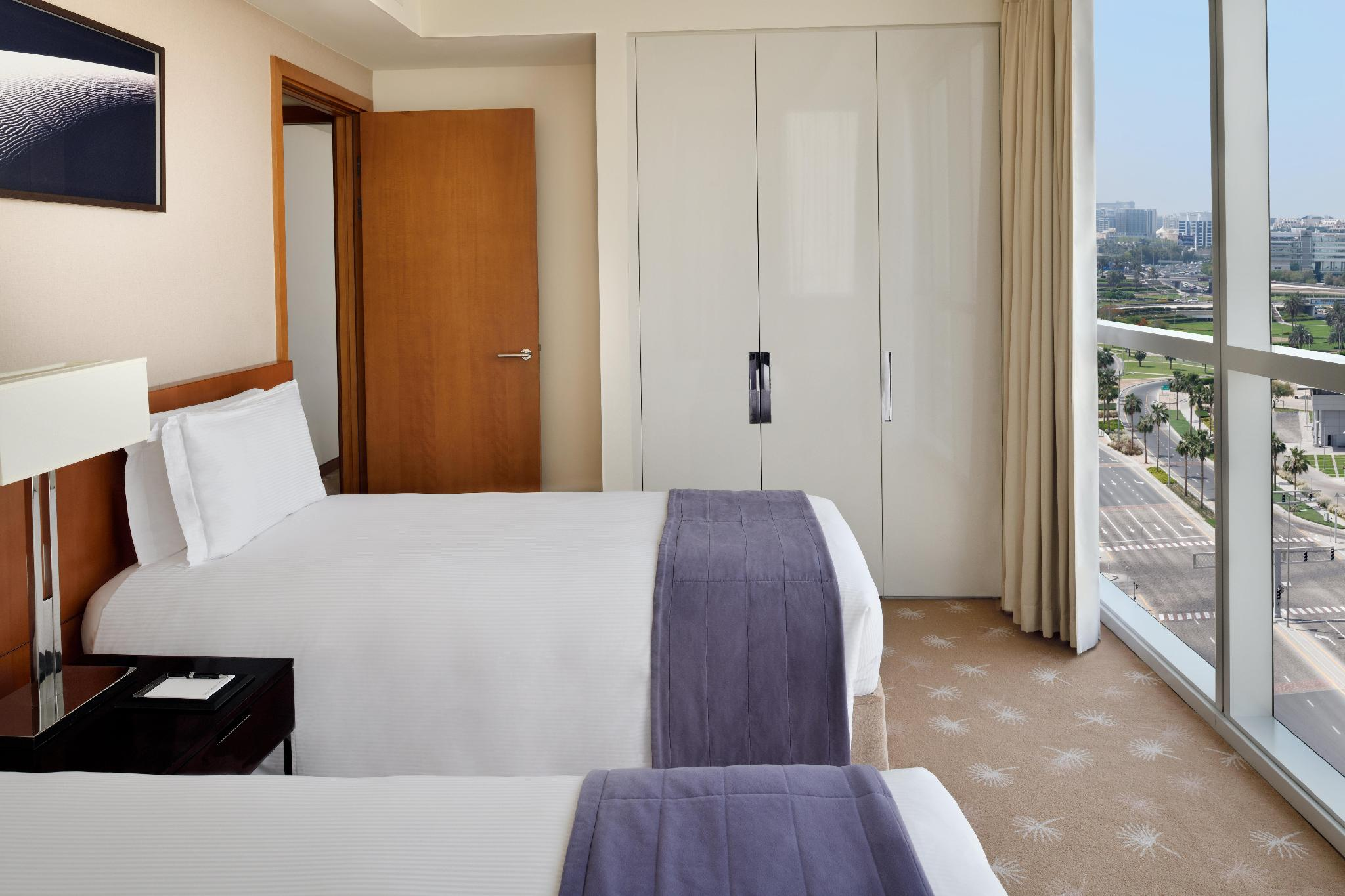 TWO BEDROOM SUITE CITY VIEW