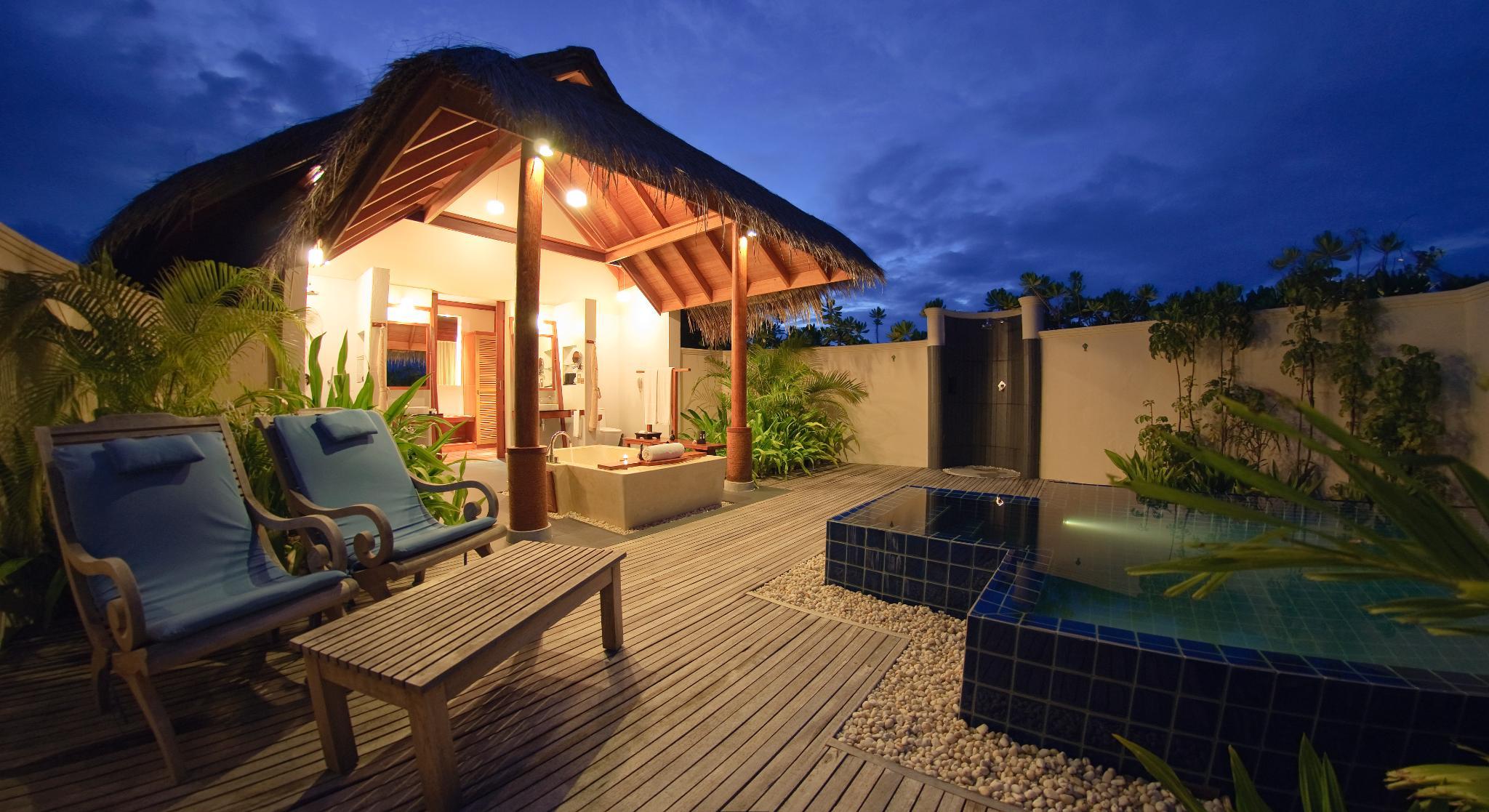 DOUBLE Sunset Pool Villa
