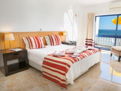 Deluxe One Bedroom Apartment With Sea Or Pool View For 2 Guests