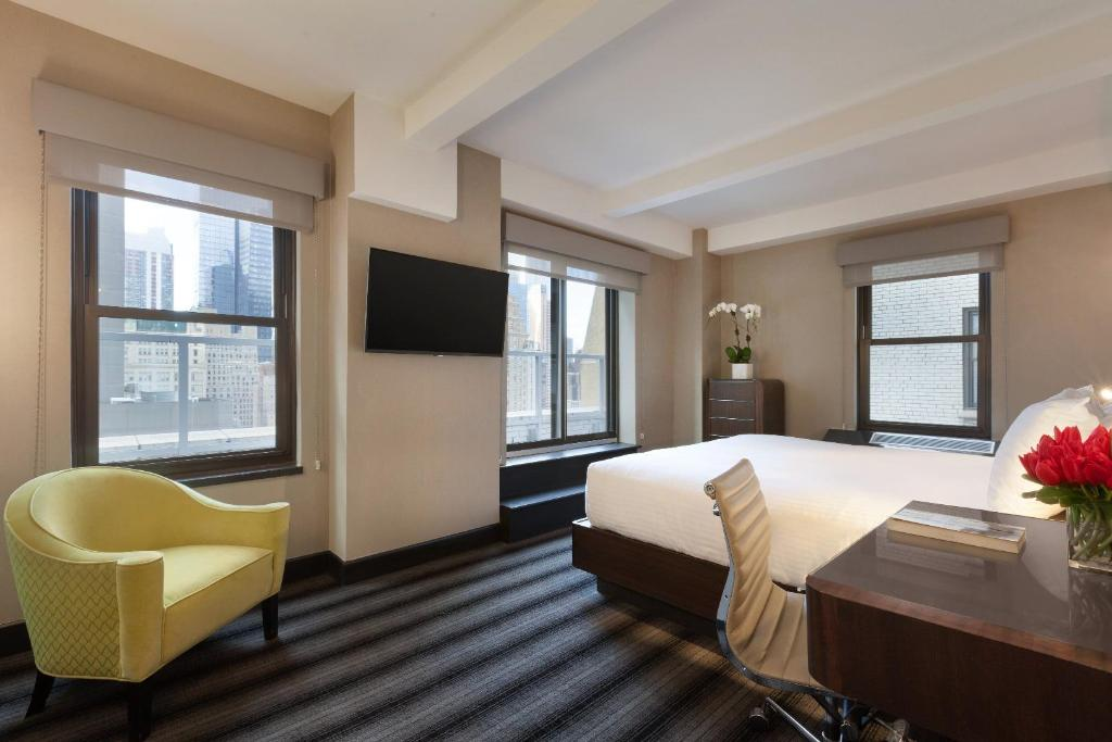 Signature Guestroom With Terrace