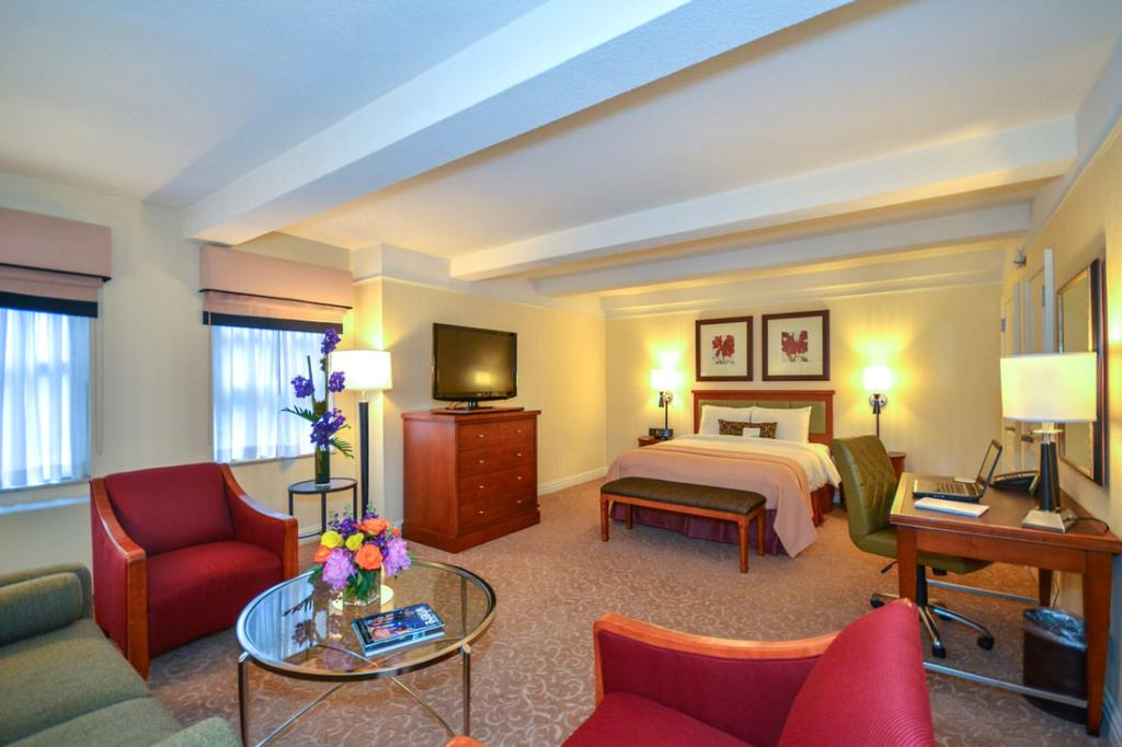 JUNIOR SUITE EXECUTIVE KING BED